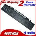 Batería del ordenador portátil para samsung r60 r65 r41 jigu r505 r509 r620 r720 R730 R780 R560 P560 P460 Q310 Q210 R39 R40 R45 R458 R408 R460