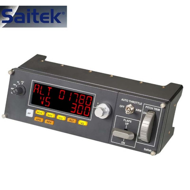 SAITEK FLIGHT INSTRUMENT PANEL DRIVERS FOR WINDOWS