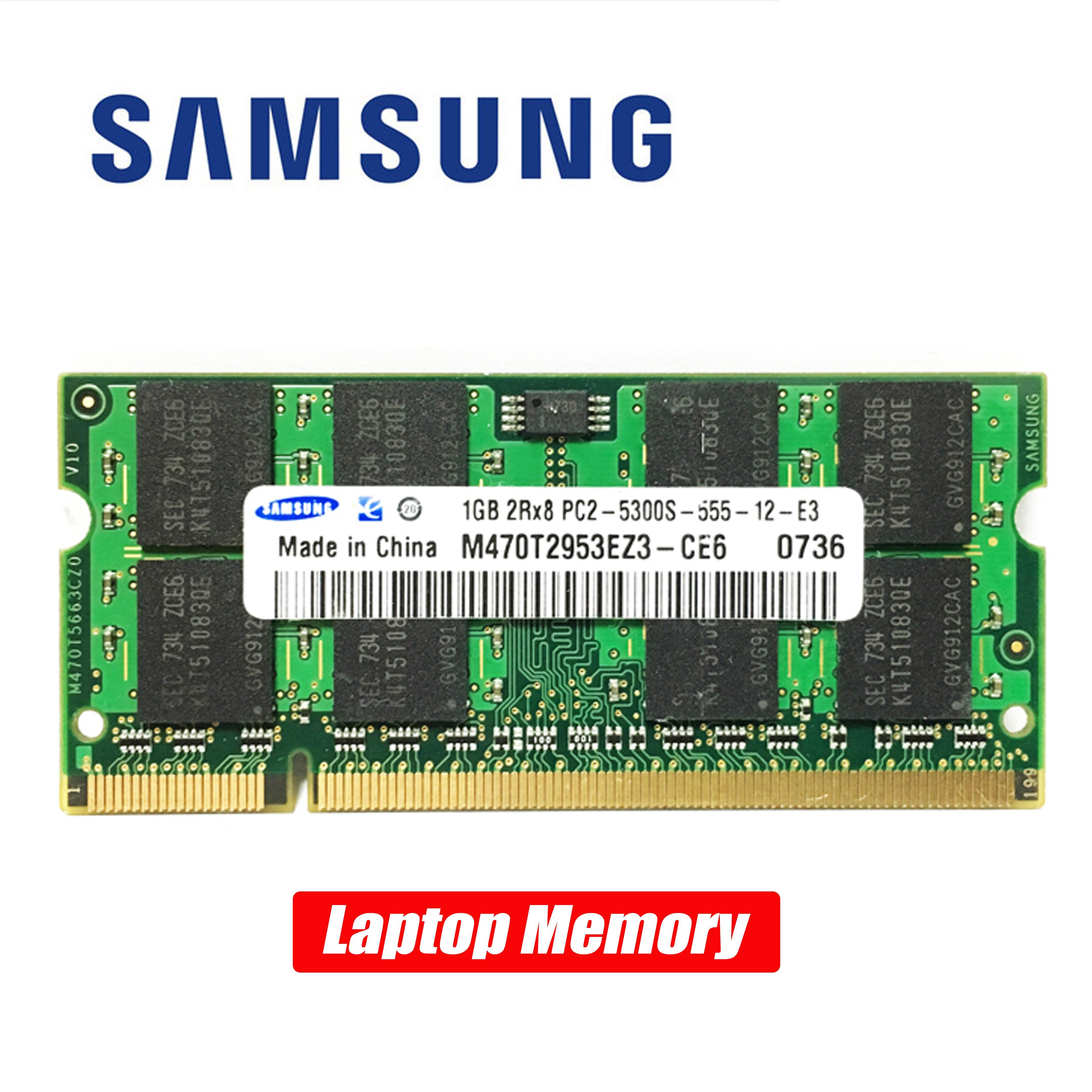 2gb ddr2 pc2-6400s 800mhz SODIMM Modulo RAM 200pin Hynix HYMP 125s64cp8-s6 AB-C