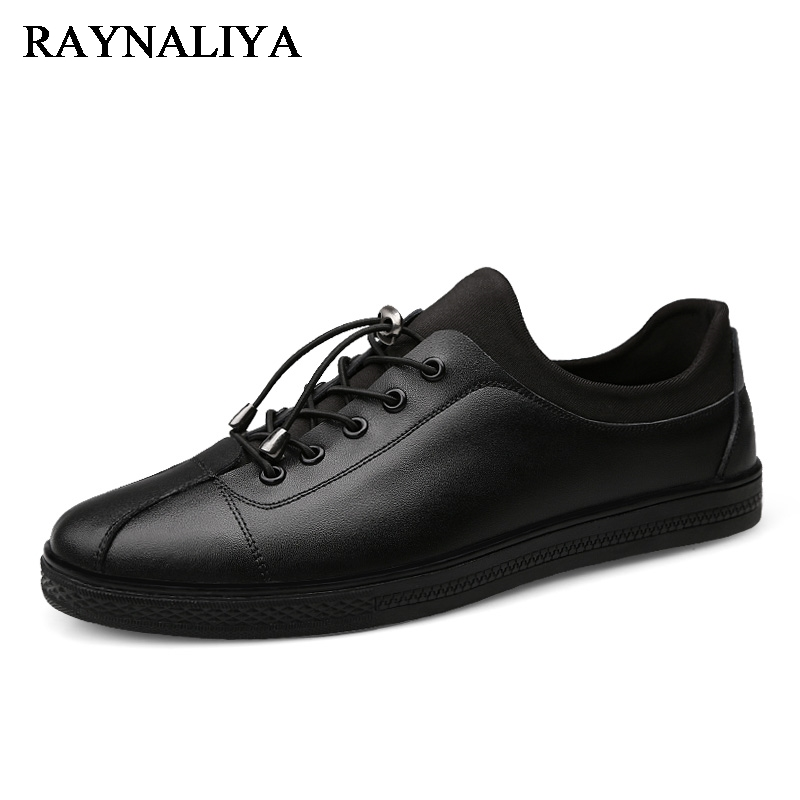 Designer Real Leather Men Autumn Fashion Lace-up Man Black Gold Casual Shoes Luxury Brand Comfortable Big Size 37-45 LB-B0023 free shipping cxa2006q cxa2006 qfp original in stock 10pcs lot