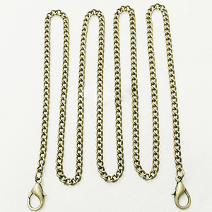 DIY metal metal chain strap fo
