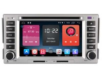 Android CAR Audio DVD Player FOR HYUNDAI SANTA FE ELANTRA Gps Car Multimedia Head Device Receiver
