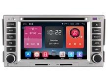 Android 6.0 Car Audio DVD Player для Hyundai Santa Fe/Elantra G PS Автомобильный мультимедийный Head приемник устройства поддержки 4 г BT WI-FI