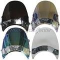 Motorcycle Windshield Windscreen For 88-07 Honda Shadow VLX 600 VT600C VT600CD Deluxe Spirit 1100 VT1100C Nighthawk CB250