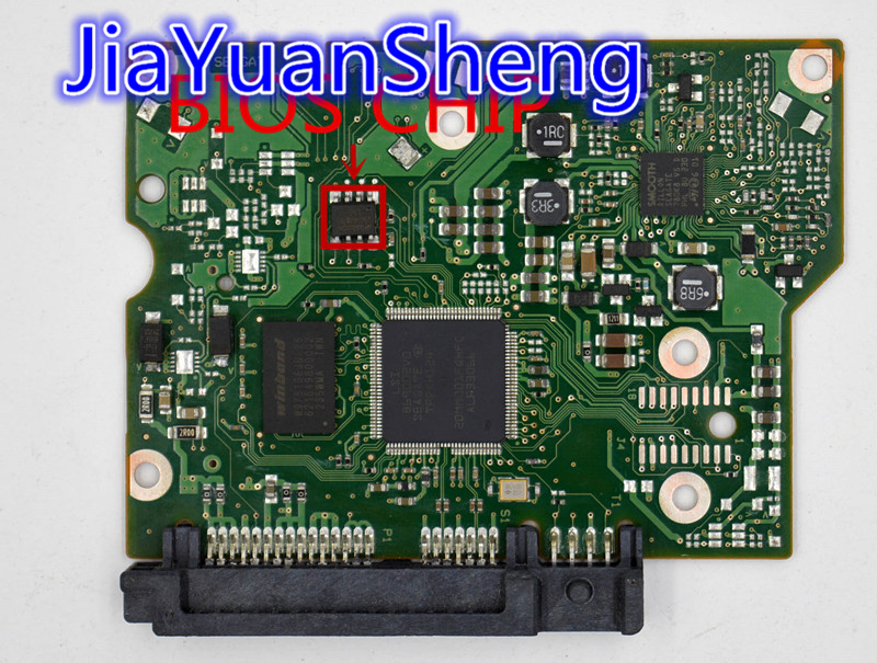 Seagate HDD PCB Logic Board/ C 100687658 REV B 1332 / ST3000DM001 ST1000DM003