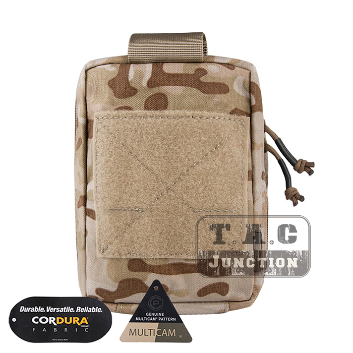 Emerson Medical First Aid Kit Pouch MOLLE EmersonGear Quick Pull Opening Medical Nylon Bag Lightweight SOF IFAK Medic Pack