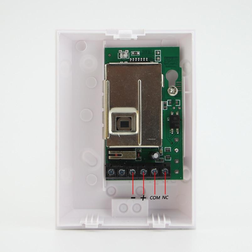 free shipping!8pcs/lot Wired PIR Motion Sensor Alarm Detector PIR Infrared Motion Detector Sensor for GSM Alarm & Home Security