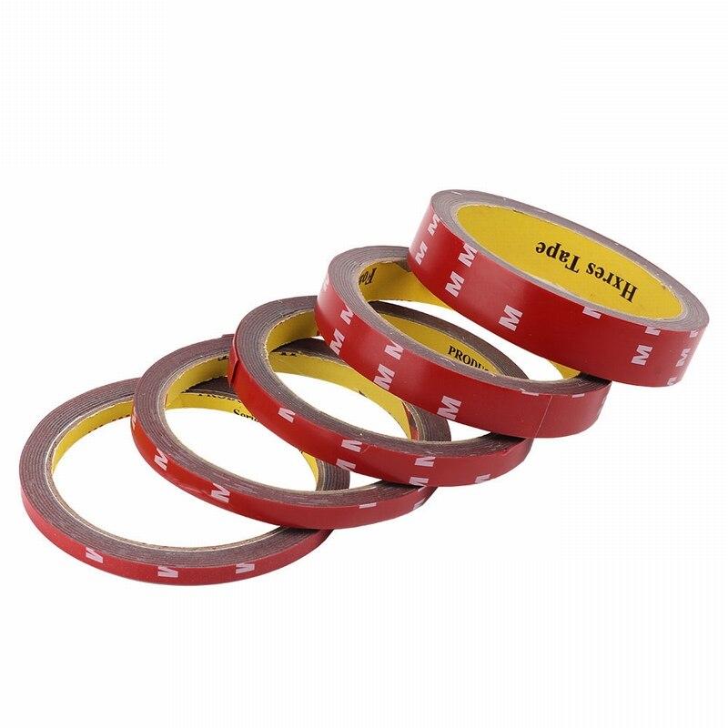 maluokasa-m33-auto-tape-6-8-10-15-20mmx25m-double-side-sticker-acrylic-foam-adhesive-attachment-interior-screen-repair-tape
