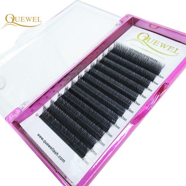 Y Shape Eyelashes Extensions Double Tip Lash Eyelash Cilios Y Natural Easily Grafting Y Style Volume Eye lashes Faux Mink Quewel 2
