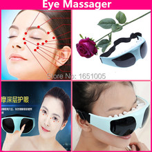 Free Shipping Eye Massager Prevent Nearsightedness Remove Eyelid Wrinkle Lines Dark Circles Bags Eyes Caring electronics massage