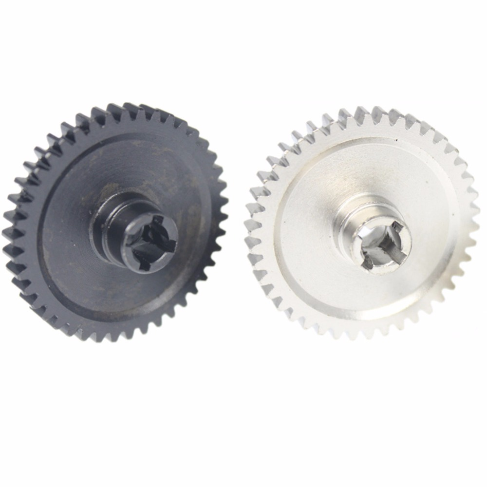 Steel Metal Diff Differential Main Gear 42T For 1/18 WLtoys A959-B A969-B A979-B K929-B RC Car Upgrade Parts 1 18 wltoys a959 upgrade parts 38t metal gear main for a949 a969 a979 replace a949 24 rc car