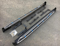 Auto Running Boards Side Step For Hyundai Tucson 2015.2016.2017 High Quality Beautiful Car Nerf Bars
