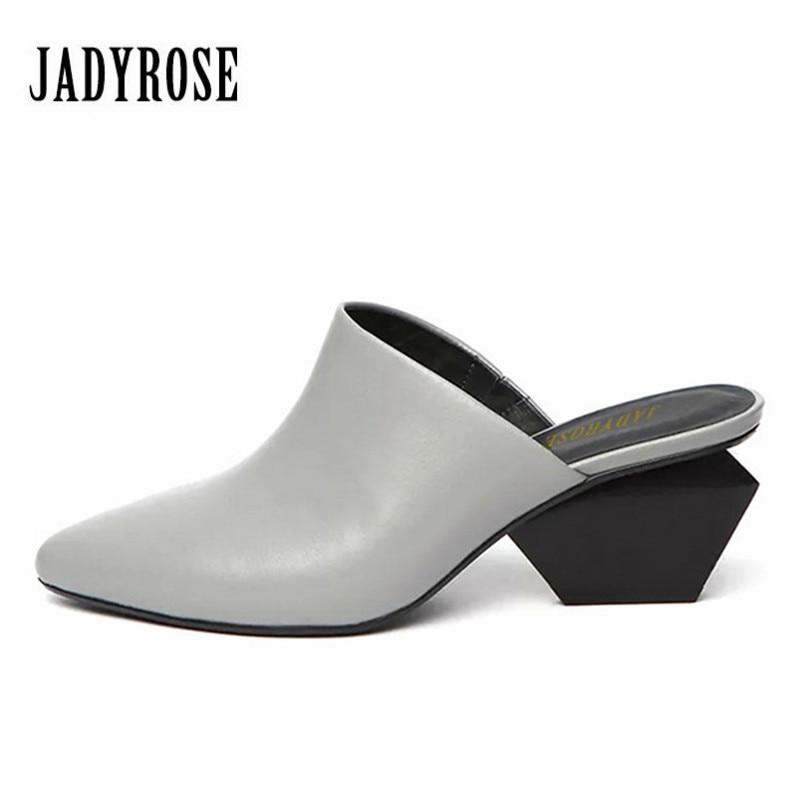 Pompes Talons Femmes Sandales Hauts Jady Femme Étrange Rose Robe blanc Noir Mode Casual Parti 35 Chaussures Gladiateur Fretwork gris 40 Pantoufles OEEfXq