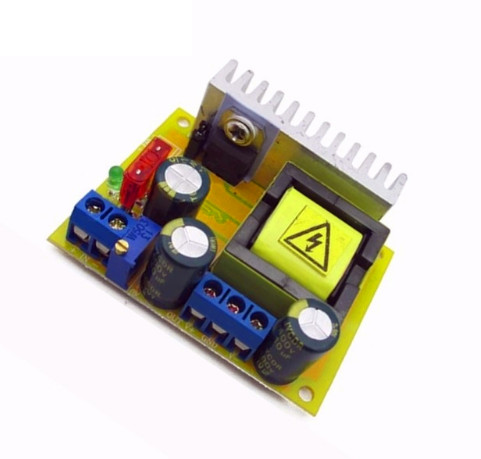 High Voltage Converter Step up Boost Module 45-390V DC-DC Converter Step Up Boost Module Power Supply