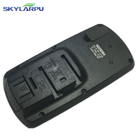 Skylarpu Black Rear Cover For GARMIN EDGE 705 Bicycle Speed Meter Back Cover Without Battery Repair
