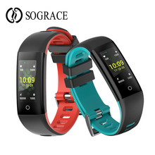 G16 Color Screen Smart Wristband Support Heart Rate Blood Pressure Smart Band Activity Tracker Pedometer Calorie Counter Watch
