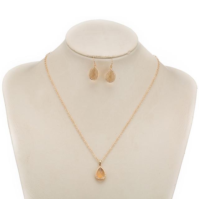 Amarillos mucho bijoux es gros taki seti de vidrio amarillo bayan nigeria argentina moda regalos Dahu Rico conjuntos de joyas doradas