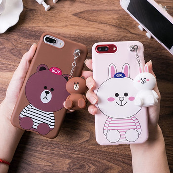 ᗔFashion Dream unicorn Bling Soft phone Cases For iphone 7 case