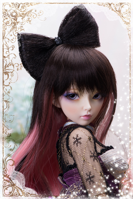 stenzhornBJD doll SD doll 4 points baby fairyland 1/4 doll Celine joint doll