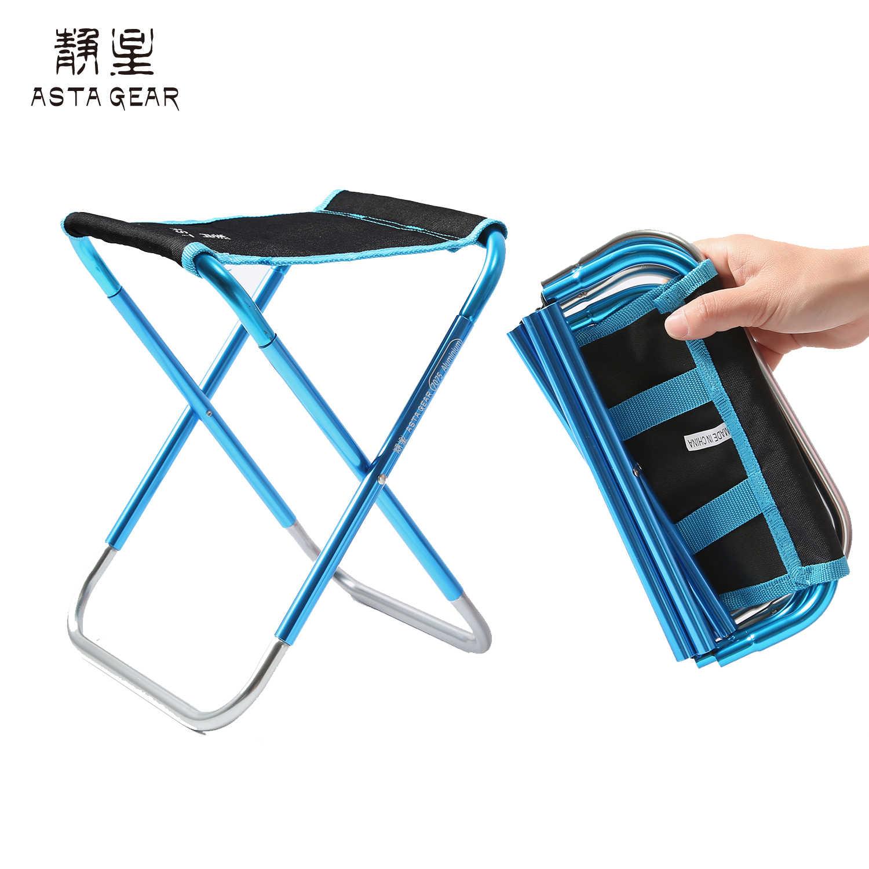 Aluminum Alloy Folding Camping Chair