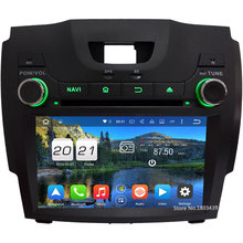 3G/4G WIFI 8″ Octa Core Android 6.0 2GB RAM 32GB ROM DAB RDS AUX Car DVD Multimedia Player Radio GPS For Chevrolet S10 2013 2014