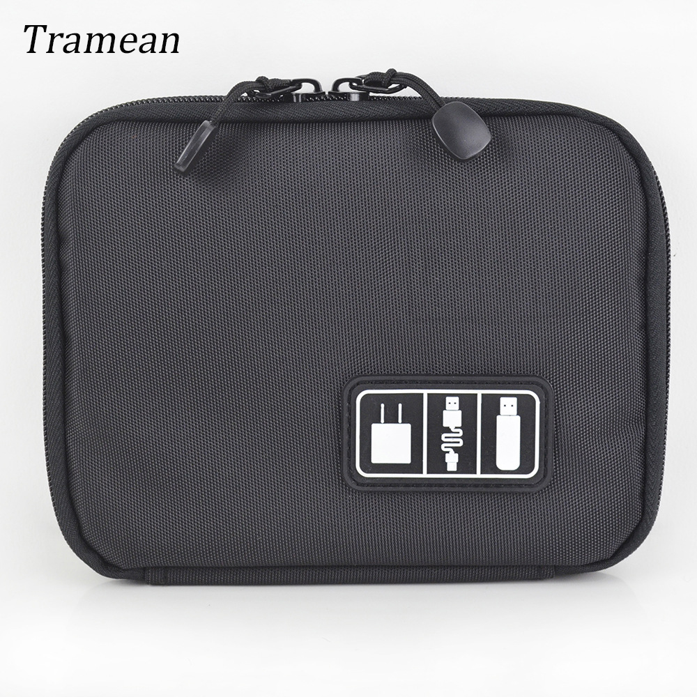 Travel Bag Portable Accessories Storage Bag Electronic Accessories Bag Men Phone Power Bank SD USB Cable Digital Device Z30