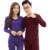 Envío libre Long Johns Ropa Interior Térmica Mujeres de Los Hombres ropa de Dormir Pijamas de Invierno Espesantes Parejas Fajas 15hfx