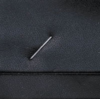 Synthetic PU 100 Texture Decorative Leather Material