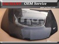 Carbon Fiber Front Hood Fit For 2003 2007 Mitsubishi Evoulution 8 9 EVO 8 EVO 9 OEM Style Hood Bonnet