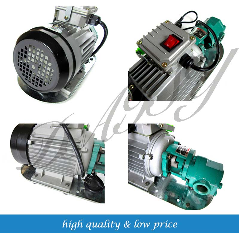 wcb-100 cast iron WCB Mine Oil Gear Pump with 220v explosion proof motor wcb 100 cast iron portable electric gear thermal heavy oil pump
