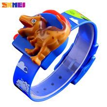 Kids Watch Fashion Children Wristwatches Cartoon Animation D