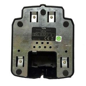 Image 4 - YIDATON For Vertex Standard two way radio CD 34 charger for VX231,VX351,VX350,VX354 walkie talkie cb radio yeasu radio charger