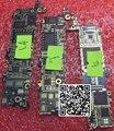 3 unids/lote para iphone 5 5c 5s reemplazo parte nueva placa base placa lógica principal tablero pelado