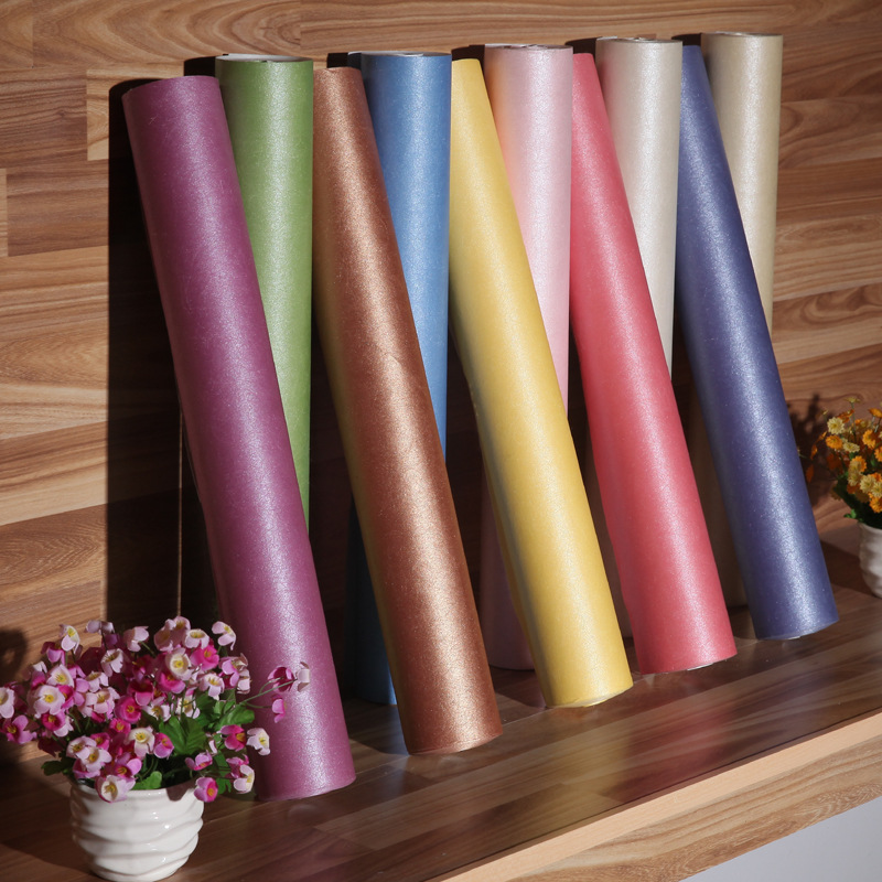 High quality Environment Friendly Silk wallpaper plain color nonwoven wallpaper and living room bedroom TV background wallpaper an incremental graft parsing based program development environment