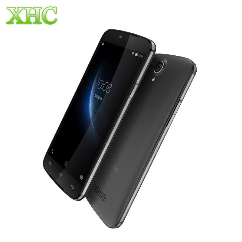 Doogee x6 pro 5.5 pulgadas smartphone 3000 mah android 5.1 mtk6735 quad núcleo 1