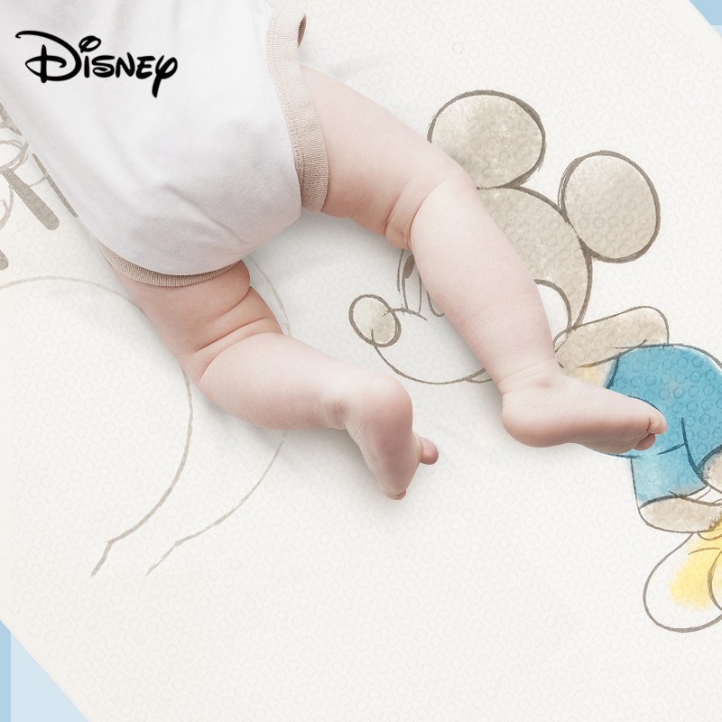 Disney Baby Insulation Pad Waterproof Washable Small Insulation Pad Cotton Breathable Leakproof Insulation Pad
