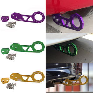 Image 5 - RASTP   JDM Style Racing Rear Tow Hook Aluminum Alloy Rear Tow Hook For Honda Civic RS TH004
