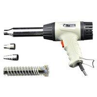 PP tampon plastik kaynak meşale ABS elektrot kaynak tabancası ayarlama sıcaklık hava tabancası kızartma fırında