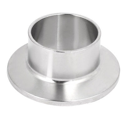 304 Stainless Steel 32mm OD Sanitary Pipe Weld on Ferrule Fits 1.5 Tri Clamp 1pc 63mm od sanitary check valve tri clamp type stainless steel ss sus 304