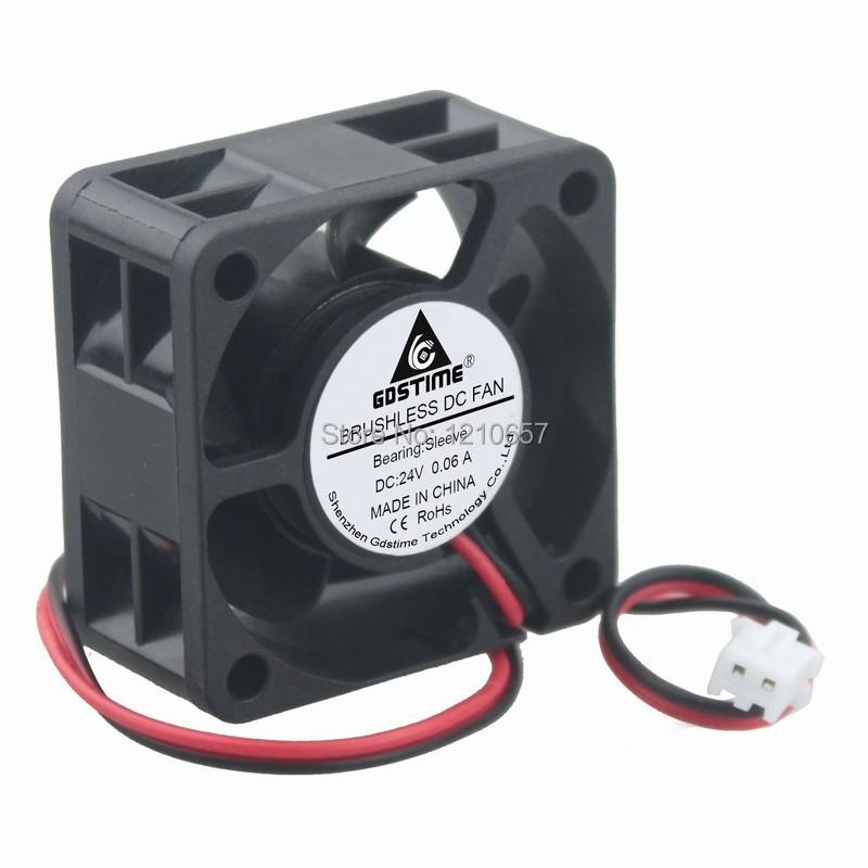 For Sanyo 109P0424H7D01 4015 4cm 40mm DC 24V 0.08A radiator equipment cooling axial fans