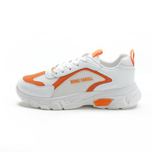Women Shoes Fashion Sneakers Woman 2019 Breathable Mesh Vulcanize Shoes White Lightweight Trainers Casual Tenis Feminino недорого
