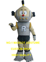 Robot Mascot Costume Adult Anime Cosplay Modern Robot Theme Custom Carnival MASCOTTE COSTUMES FANCY DRESS KITS 3188