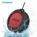 VICTSING A2DP Estéreo de ALTA FIDELIDADE Sem Fio Bluetooth Speaker Subwoofer SoundBox HandsFree Para o iphone, Samsung Telefones Celulares À Prova D' Água