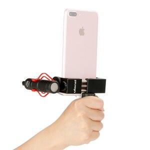 Image 3 - Gimbal Stabilizer Mic BOYA BY MM1 무선 마이크 카메라 비디오 Microfone for iPhone X Zhiyun Smooth 4