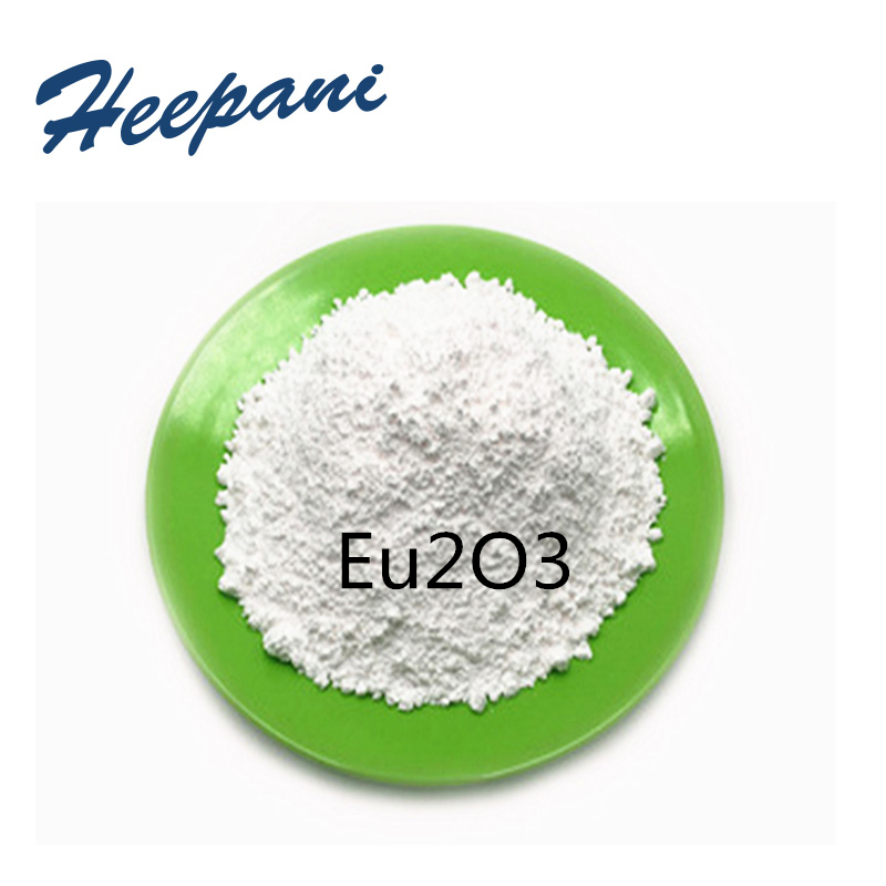Free Shipping Eu2O3 Powder With 99.999 Purity 5N Rare Earth Compound Europium Oxide Powder