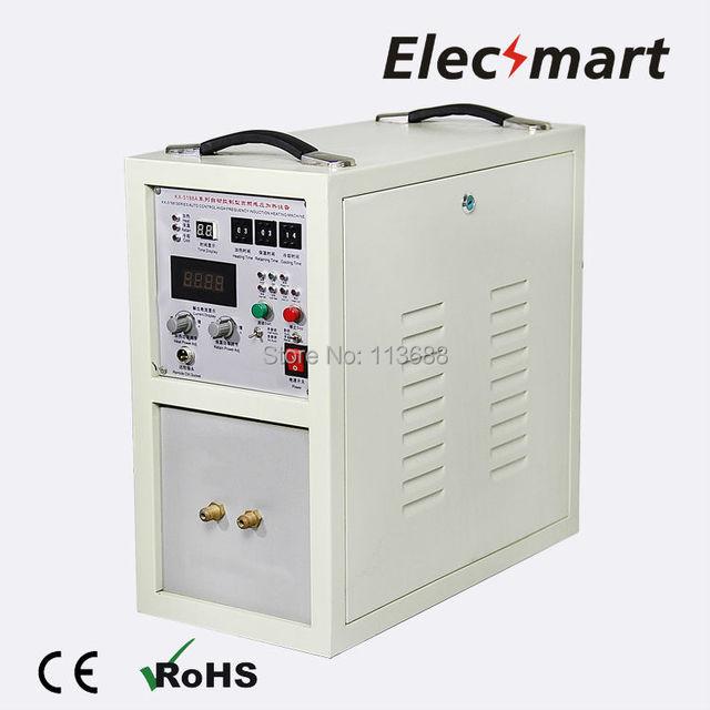 Heat Treatment Furnace EL5188A 18KW Metal Melting Furnace Welding machine