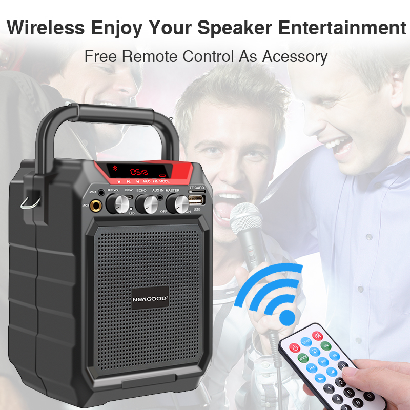 Outdoor FM USB Wireless