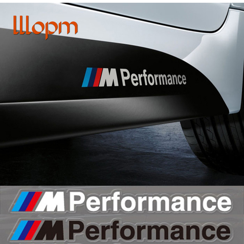 Newest Car Decoration ///M Performance Stickers Decals for BMW X1 X3 X5 X6 E60 E90 E46 E92 3series 5 Series 7 Series Car-Styling cool car auto decoration badge stickers m logo metal 3d car sticker for bmw m3 m5 x1 x3 x5 x6 e36 e39 e46 e30 e60 e92 all model