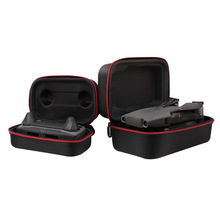Mini Carrying Case Optional Portable PU Bag waterproof Wear Resistant Box for Mavic 2 Pro/Zoom Drone Body Remote Controller Part