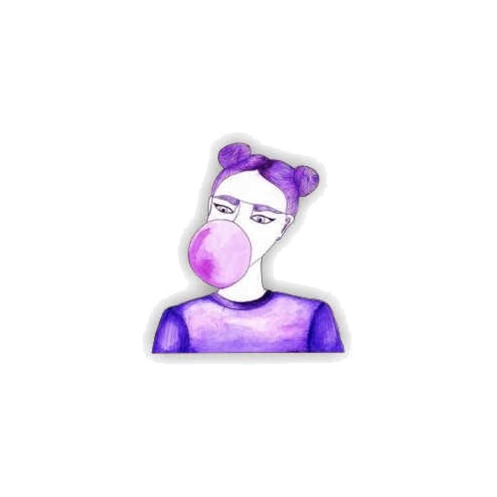 Kartun Ikon Seksi Keren Gadis Putri Bros Lencana Di Ransel Bros Pin untuk Pakaian Akrilik Lencana untuk Wanita Wanita